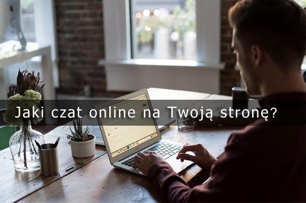 live chat czat online