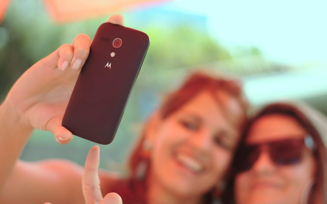 Nowe wcielenie selfie