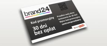 kod promocyjny brand24