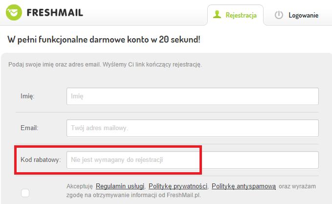 freshmail, freshmail.pl