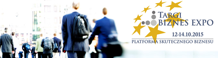 V Targi Usług i Produktów dla MŚP BIZNES EXPO 2015