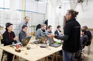 Contributors Day w poprzedniej edycji WordCamp Polska
