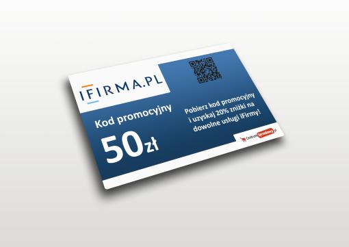 kod promocyjny ifirma