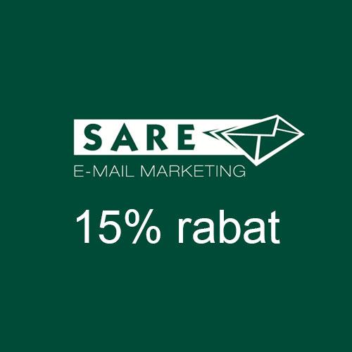 21fce1d86037e2 15% rabat na usługi email marketingu od Sare.pl - Wszystko dla ...