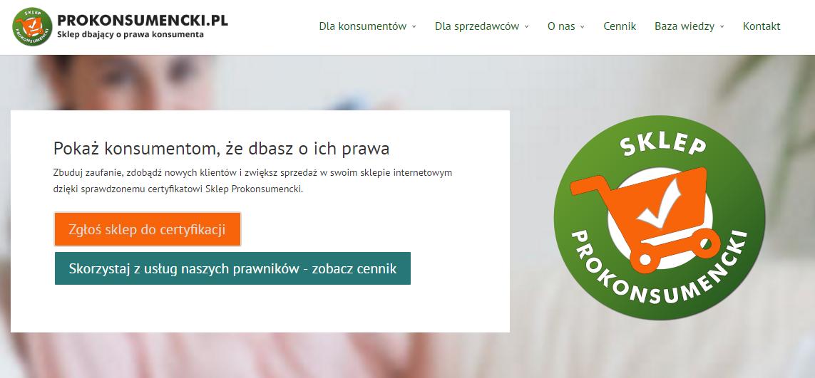 prokonsumencki.pl kupon rabatowy