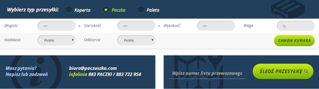 panel paczuszka.com