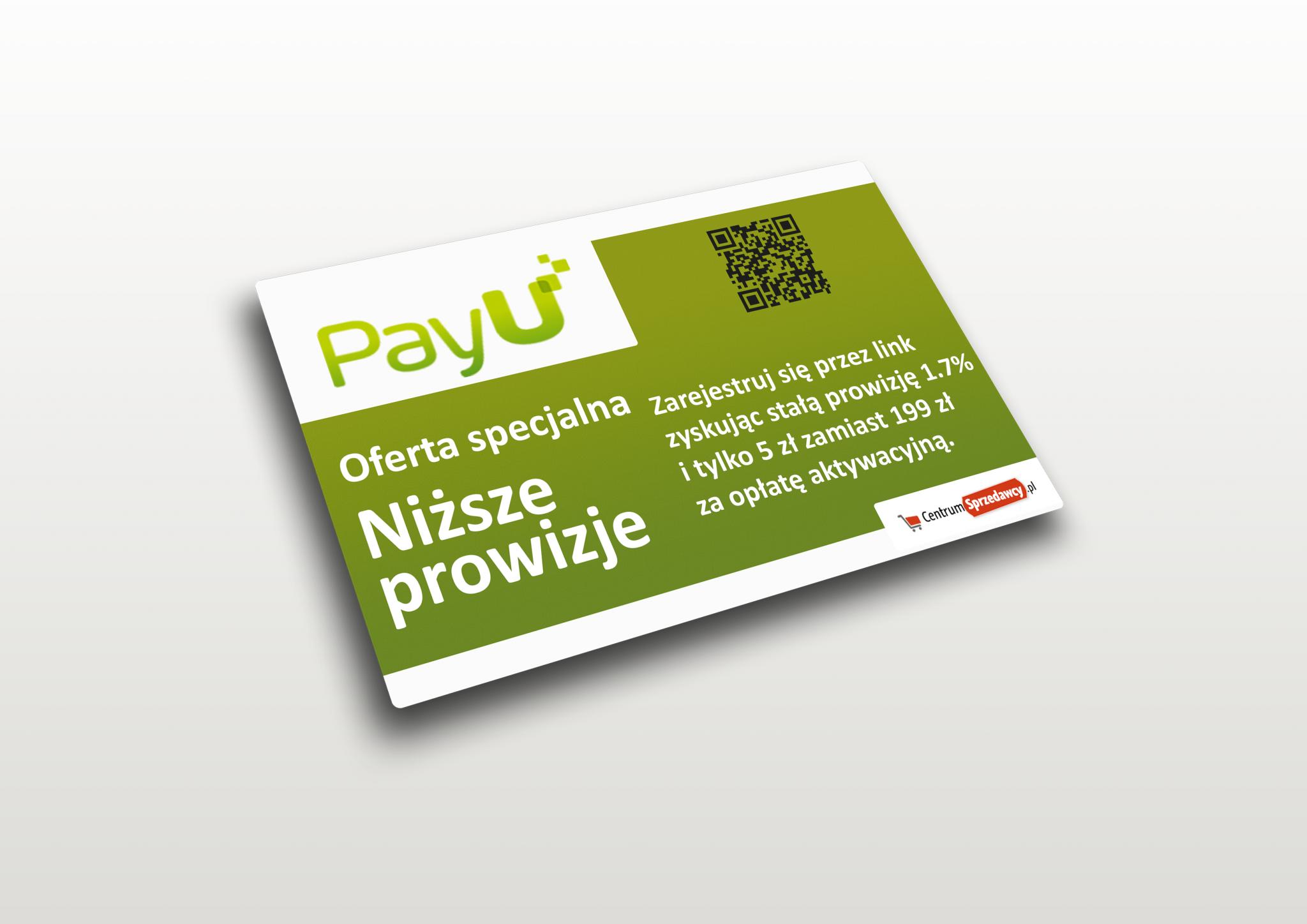 cfa90f29ac8ecf Payu niższe prowizje i opłata aktywacyjna o 194 zł taniej!