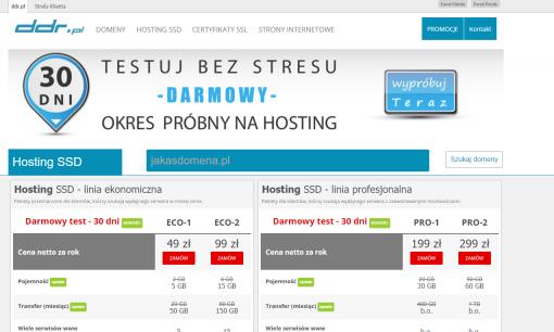 ddr hosting