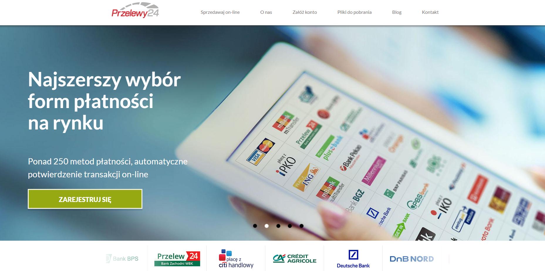 bfb1f30995b756 Przelewy24 - niższe prowizje dla sprzedawcy internetowego - Wszystko ...