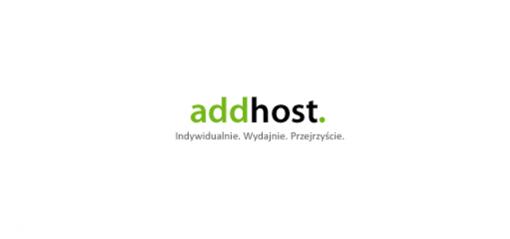 addhost logo